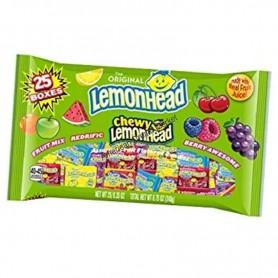 Chewy lemonhead snack size
