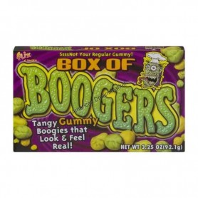 Box of booger