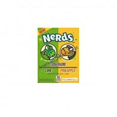 Wonka nerds mini bonbons citron vert et ananas