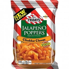 Friday's jalapeno poppers cheddar cheese