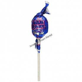 Charms blow pop blue razz berry