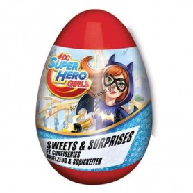 DC super hero girls egg