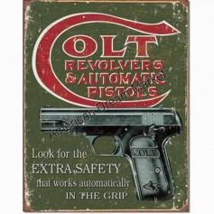 Colt extra safety
