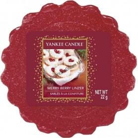 Tartelette merry berry linzer