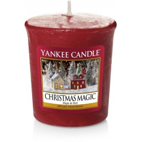 Votive christmas magic