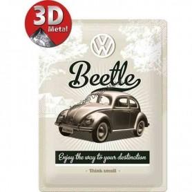 Plaque beetle 3D