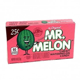 Mr melon chewy candy