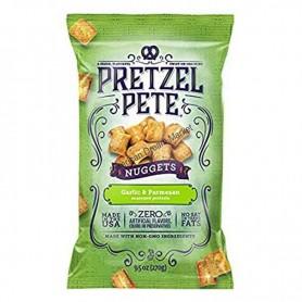 Pretzel pete nuggets garlic and parmesan