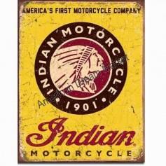 Idian motor since 1901