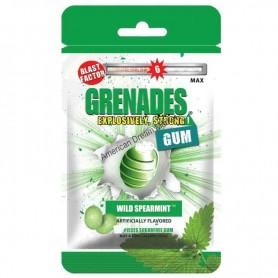 Grenades gum wild spearmint