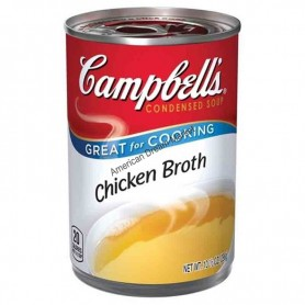 Campbells' chicken broth