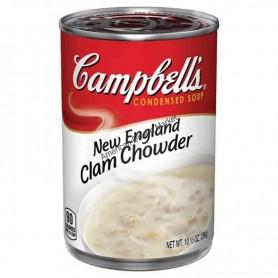 Campbells' new england clam chowder