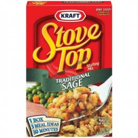 Stove top stuffing mix traditional sage