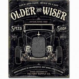 Older and wiser 30's rod