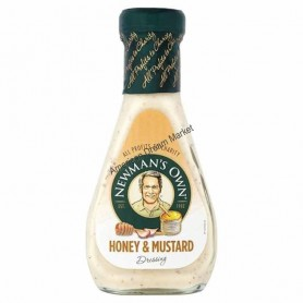 Newman's own honey and mustard dressing