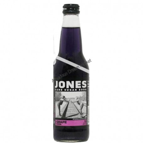Jones soda grape