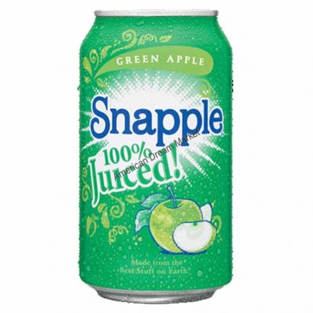 Snapple green apple