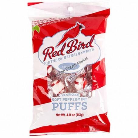 Red bird soft peppermint