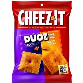 Cheez it duoz bacon cheddar