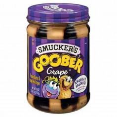 Smucker goober grape