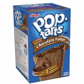 Pop tarts frosted chocolate fudge