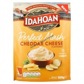 Idahoan perfect mask cheddar cheese