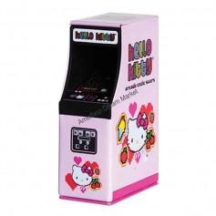 Hello kitty arcade box candy