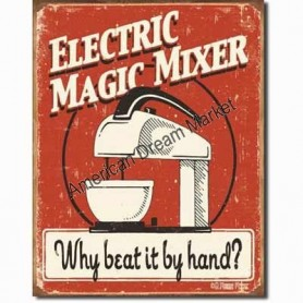 Moore magic mixer