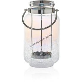 Lanterne GM pearlescent crackle