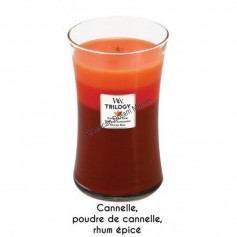 WoodWick trilogy grande exotic spices