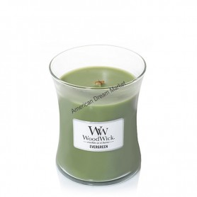 WoodWick hourglass moyenne evergreen