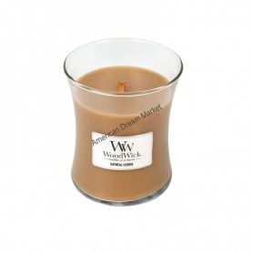 WoodWick hourglass moyenne oatmeal cookie