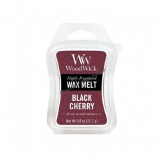 WoodWick cire black cherry