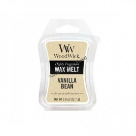 WoodWick cire vanilla bean