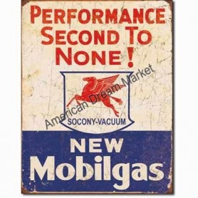 Mobil gas 2nd to none