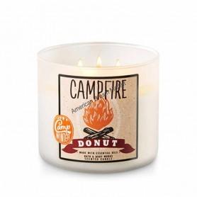 BBW bougie campfire donut