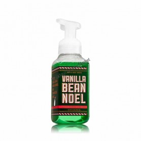 BBW savon moussant vanilla bean noel