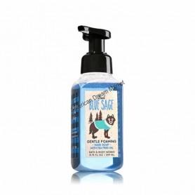 BBW savon moussant iced blue sage