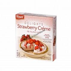 Royal strawberry crème pie filling mix