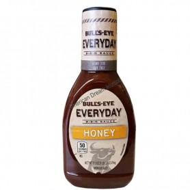 Bull's eye BBQ sauce honey