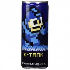 Megaman e-tank energy drink