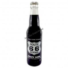 Route 66 soda grape
