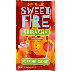 Dip n lik sweet fire sriracha strawberry