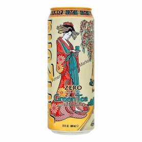 Arizona green tea zero