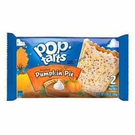 Kellog's pop tarts pumpkin pie single