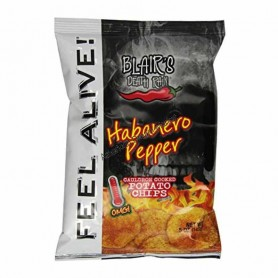Blair's habanero pepper chips GM