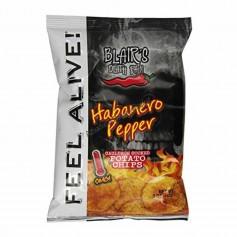 Blair's habanero pepper chips GM