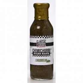 Classic foods chimichurri caribbean