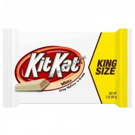 Kitkat white king size