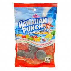 Hawaiian punch candy jellies
